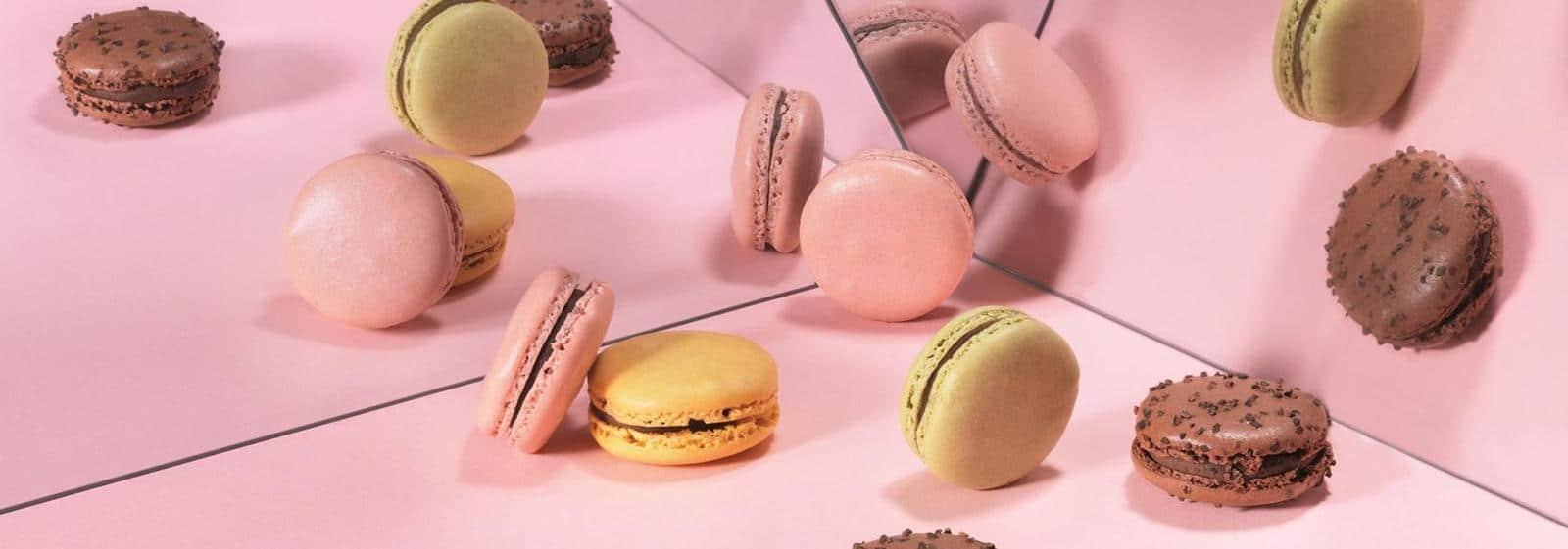 Macarons Pâtisserie Colbert