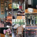 Ambiance parisienne au Café de la Gare