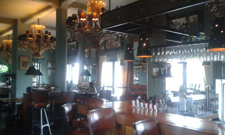 Café de la Gare, bar