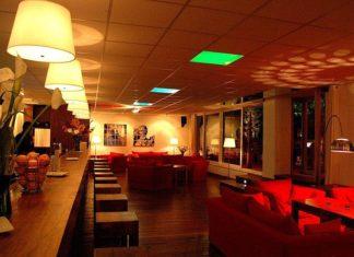Kudéta, night club, restaurant et lounge bar à la fois