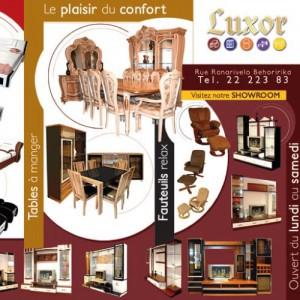Luxor, le plaisir du confort