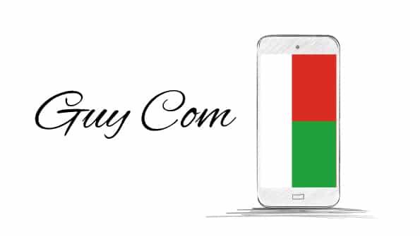 Iphone à Antananarivo, Guy Com