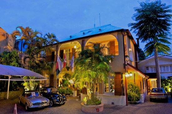 Hôtels à Antananarivo, La Varangue