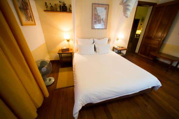 Top 5 h tels antananarivo for Hotel la chambre