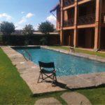 Luxe, calme et volupté à la piscine de l'Hôtel Tamboho