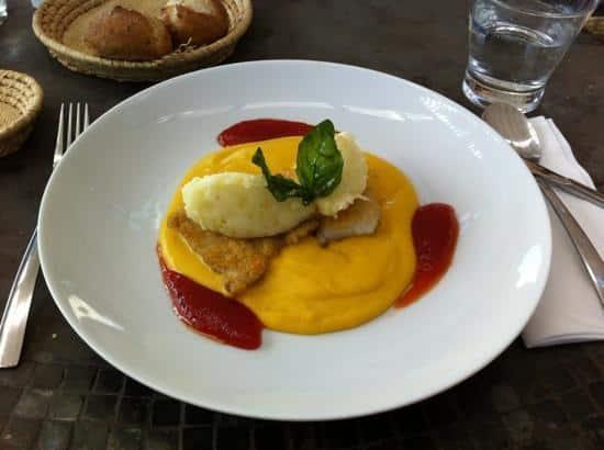 Restaurant de l'Hôtel Tamboho