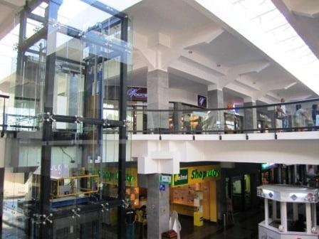 Intérieur de La city