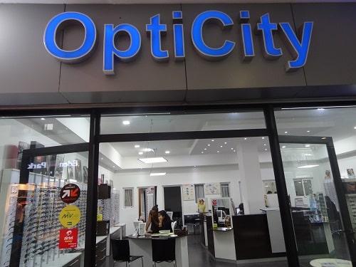 La City, l'ophtalmologie et l'optique