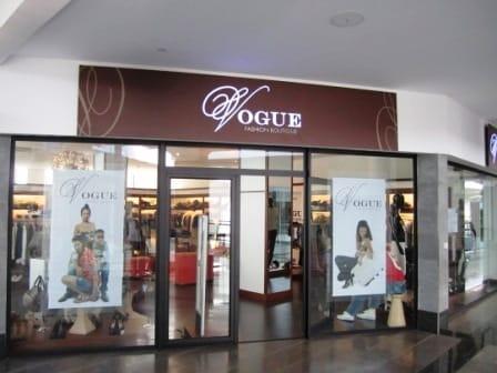 Vogue à La City