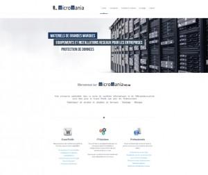 Micro Mania, spécialiste des solutions informatiques