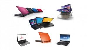 Micro Mania, ordinateurs portables