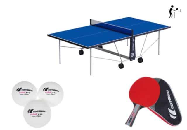 Articles pour le Tennis de table au Néron Sport
