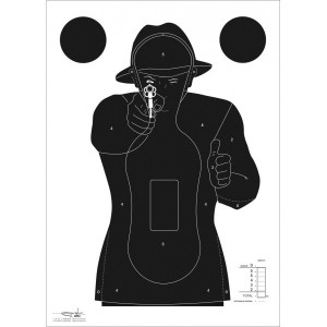 Pas de stand de tir chez Néron Sport (ils sont réservés aux gendarmeries), mais une simulation de tir