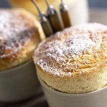 Le soufflet vanille, une des spécialités du restaurant Citizen