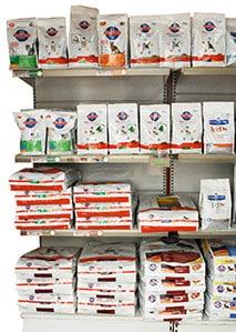 Des aliments des plus grandes marques chez Vetclinic
