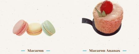 Canela - macarons
