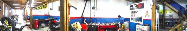 Motostore - atelier