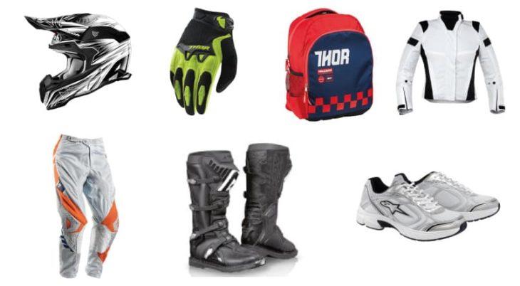 Équipements en vente chez Motostore