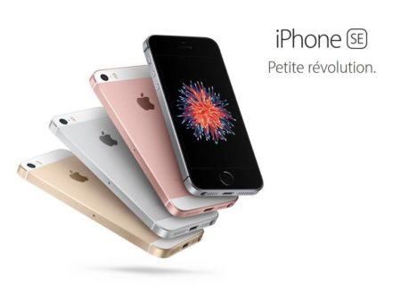 MyStore - iPhone SE