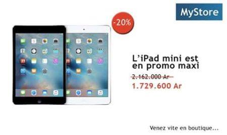 MyStore - Promotion