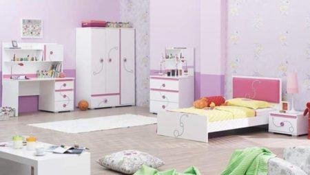 Nil meubles - chambre d'enfant