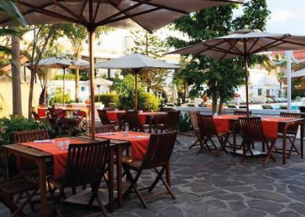 Hôtel Carlton, restaurant