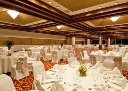 Hôtel Carlton, Salle Ravinala