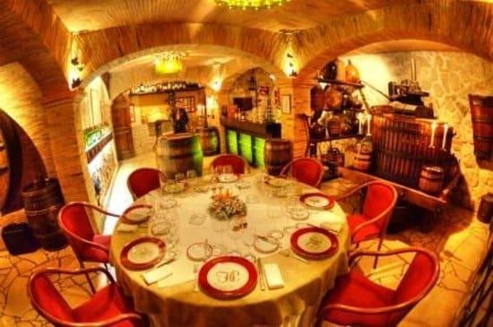 Hôtel Colbert, restaurant