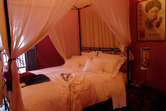 Hôtels à Antananarivo, Lokanga