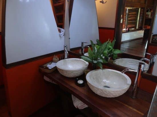 Manga Soa Lodge - Salle de bain