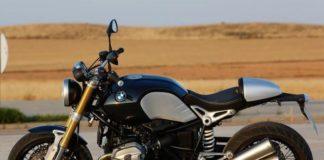 moto à Antananarivo - BMW