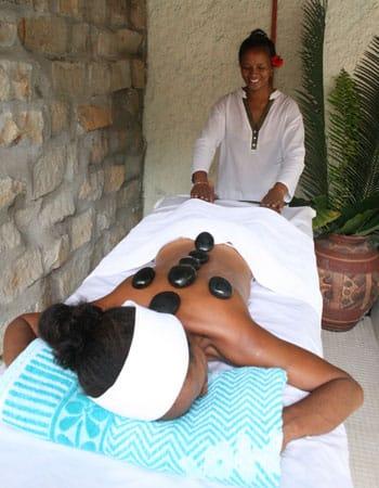 Nosy Be Hôtel Spa, massage