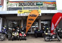 Outdoor - Magasin