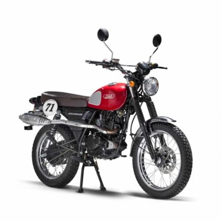 Outdoor - Mash 125cc