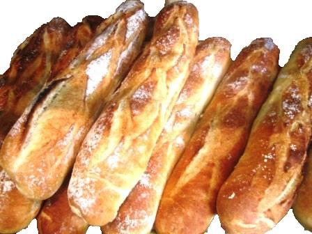 Patisserie Colbert, baguettes