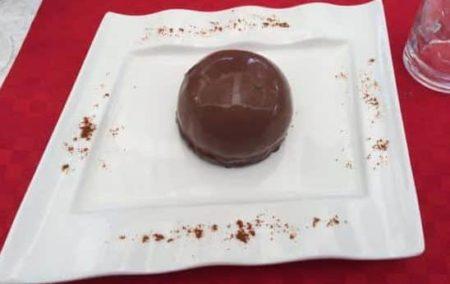 Restaurant Emma Planque, dessert