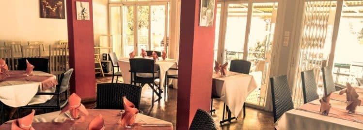 Restaurant Emma Planque, salle