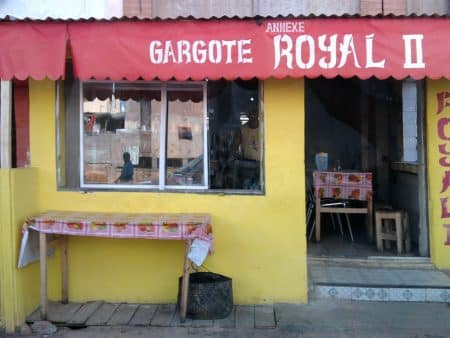 Restaurants à Antananarivo, gargote
