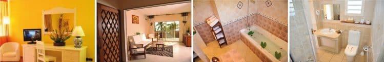 royal beach hotel - chambre