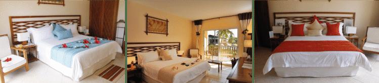 royal beach hotel - lits