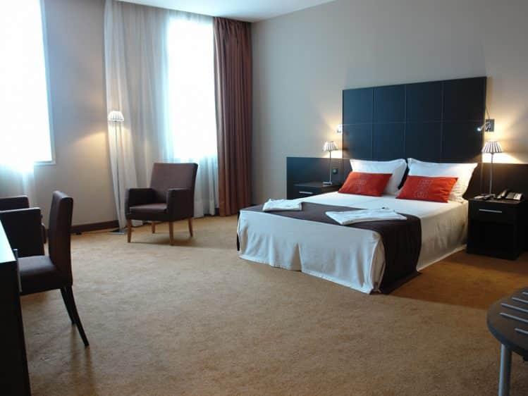 Tana Hôtel, chambres
