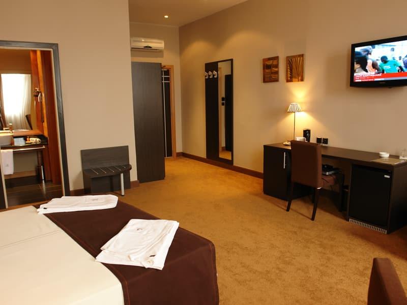 Tana Hôtel, chambre