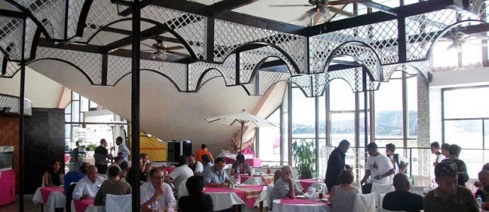 Aéroport Antananarivo, restaurant