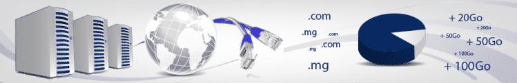 Blueline hébergement web