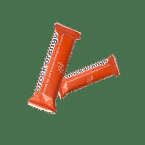 Chocolaterie Robert, coupe faim orange
