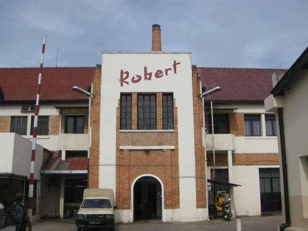 Chocolaterie Robert, siège