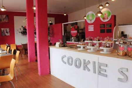 Au Cookie Shop d'Antanimena