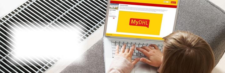 DHL Madagascar, MyDHL