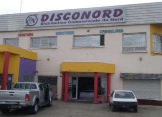 Disconord, carrelage à Antananarivo
