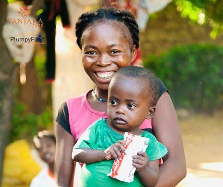 Groupe Basan, lutte contre la malnutrition